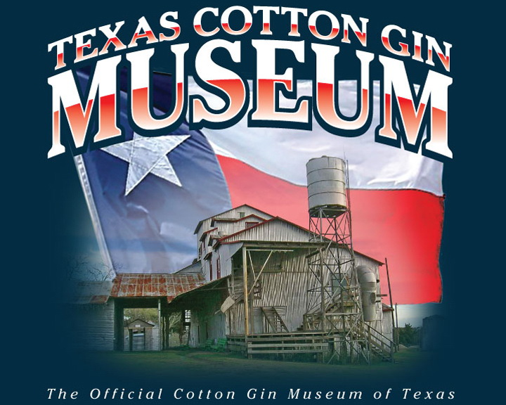Texas Cotton Gin