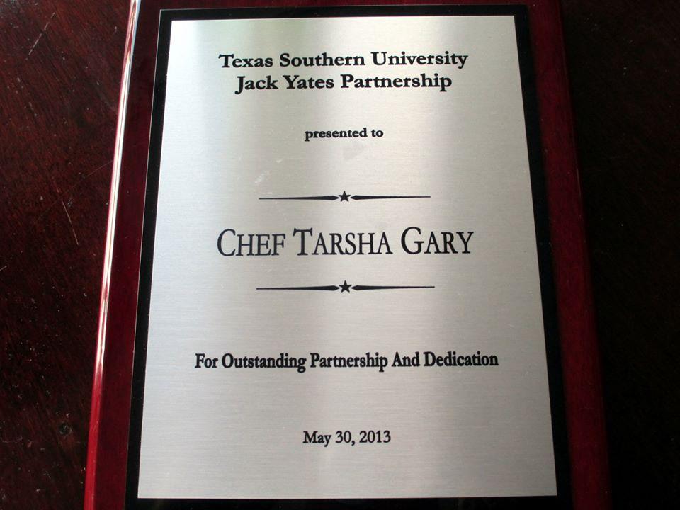 TSU Award