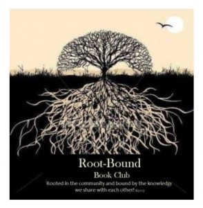 Root Bound Book Club Logo