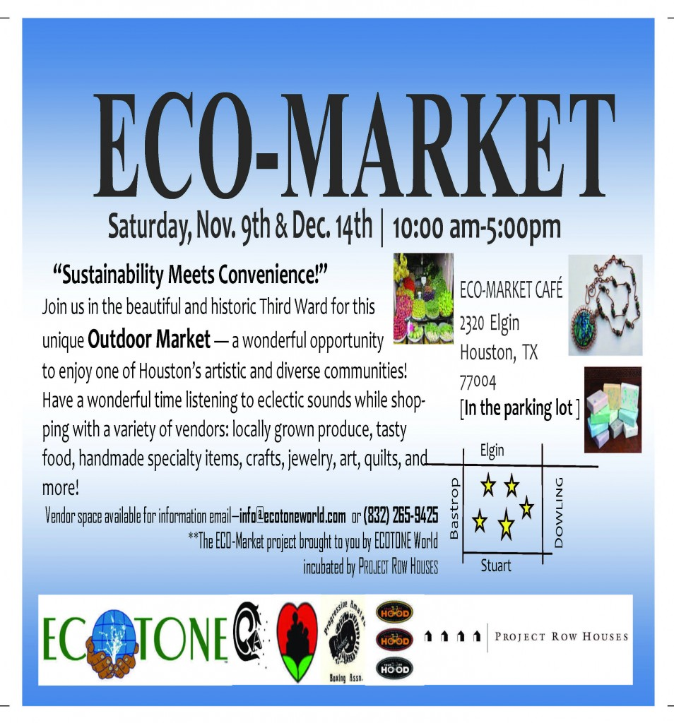 ECO Market Flyer