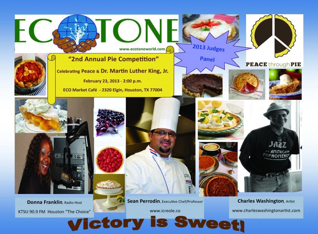 2013 Judges Panel - Pie Competition